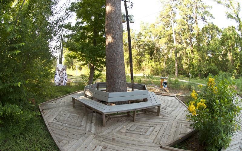 cypresswood water conservation garden at harris county wcid 132 sites - Water Conservation Garden